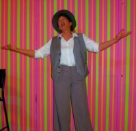 Anne Frost as 'Bill' The Sentimental Bloke