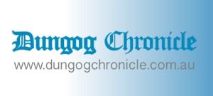Slider - Dungog Chronicle