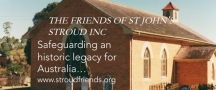 Friends Of St Johns