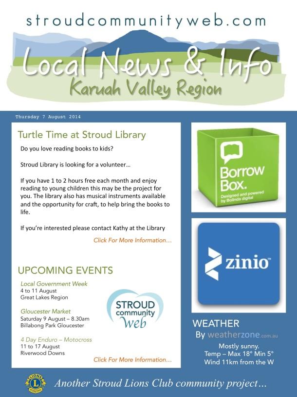 News - 7Aug2014
