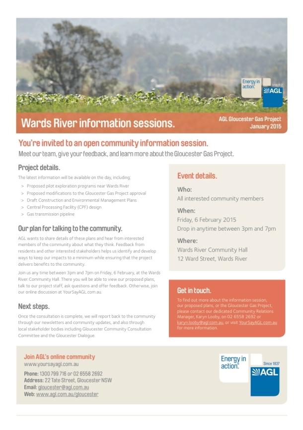 Ward River 1