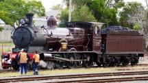 LVR locomotive