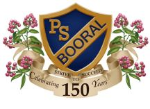 Booral emblem