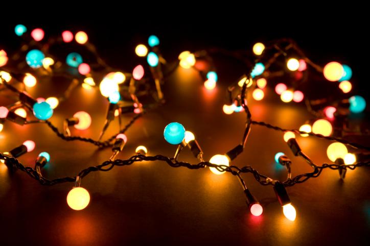 Stroud Christmas Lights