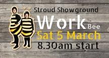 Stroud Showground Workbee-2