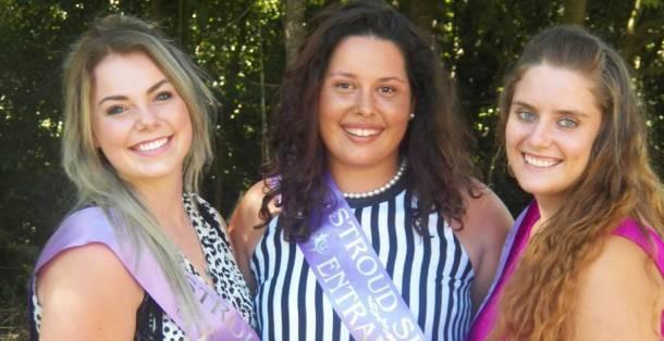 Stroud Showgirls