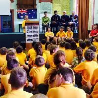 Stroud Public School Anzac Ceremony